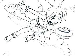 Power Puff Girls Coloring Pages Girls Printable Powerpuff Girls