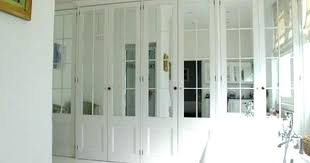 mirrored french closet doors. Mirrored French Doors Interior Home Design Ideas . Closet