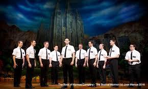 Straz Center Seating Chart Book Of Mormon
