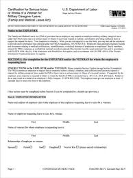 Fmla Form Magnificent FMLA Notices