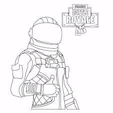 Fortnite Battle Royale Love Ranger Coloriage Fortnite
