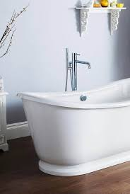 bath spouts vici rounded free standing