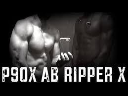 p90x ab ripper x workout gorilla warfare workout