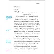 Mla Research Paper Formatting Instructions Apa 6th Edition Headings