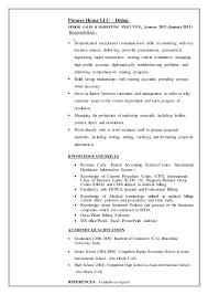 medical insurance resume medical insurance coordinator