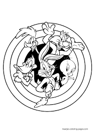 Small Picture Looney Tunes Coloring Pages Looney Tunes Coloring Pages Color