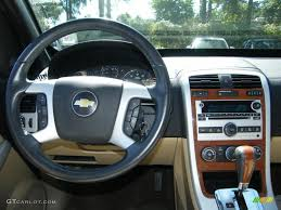 2007 Chevrolet Equinox LT AWD Light Cashmere Dashboard Photo ...