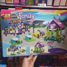 Đồ chơi lego lắp ráp sáng tạo ( Nhiều Mẫu) - LinhAnhKids.com