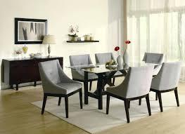 Marvelous Narrow Modern Dining Table Decorating Narrow Dining