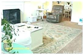 fireplace rugs area rug over carpet in living room putting a top how to use
