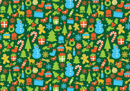 Christmas Pattern Simple Retro Christmas Pattern Free Photoshop Brushes At Brusheezy