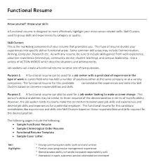 Resume Examples Word Marketing Resume Format In Word 2007 ...