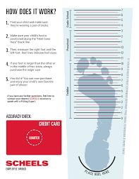Foot Size Chart Shoe Heel Size Chart Shoe Sizeing Chart Feet Measurement