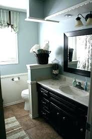 Tan And Gray Bathroom Gray And Brown Bathroom Color Ideas Large Size