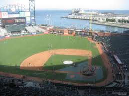 Oracle Park Section 320 San Francisco Giants