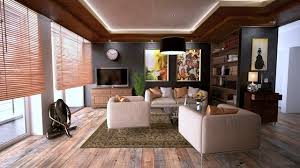 brown living room wall paint ideas