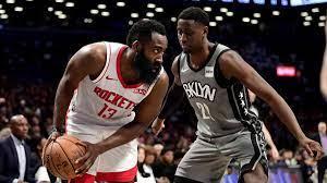 Houston Rockets zu den Brooklyn Nets ...