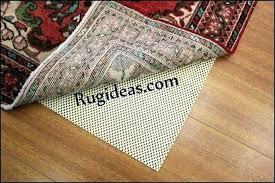 rug pad for hardwood floors gorgeous best oriental pads non slip safe