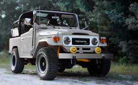 Legacy Overland 1979 Toyota Land Cruiser BJ40 | The Coolector
