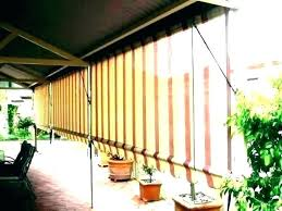roll up patio blinds outside shades for porches custom outdoor blinds roller electric exterior porch