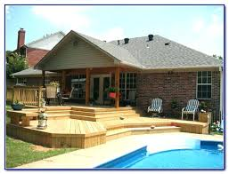 above ground pool deck plans leveling above ground pool multi level above ground pool deck plans