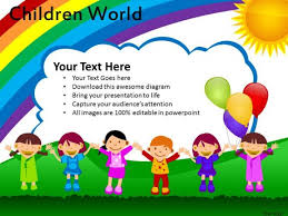 Children Ppt Templates Summer Powerpoint Templates Slides And Graphics
