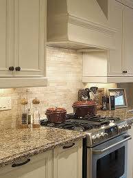 ba1092 light ivory travertine kitchen subway backsplash tile