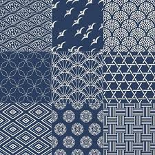 Japanese Pattern Adorable Seamless Japanese Pattern Stock Vector Illustration Of Lattice