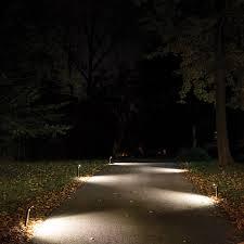 led pathway landscape lighting garden art outdoor decor decorations