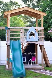 roof technical improvements and fun upgrades to our backyard wooden playset