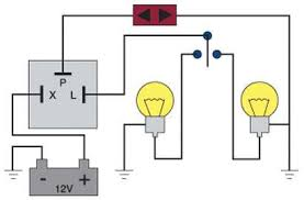 car flasher wiring diagram wiring diagram and schematic design turn signal flasher harley wiring diagram