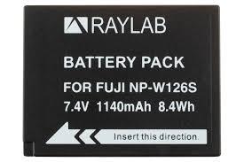 <b>Аккумулятор Raylab RL-W126S</b> 1140мАч: купить в Москве ...