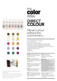 Artego Hair Color Chart Artego My Color Reflex 200ml Boutique Salon Brands Australia