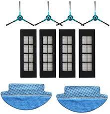 furong Mop Cloth Pad Rag Main Brush Roller Side ... - Amazon.com