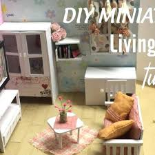 how to build miniature furniture. Diy Dollhouse Furniture Plans Fresh How To Build Miniature Free M