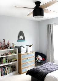 Sherwin Williams Misty (blue Gray) In A Boyu0027s Room