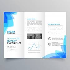 4 sided brochure template trifold brochure vectors photos and psd files free download