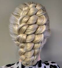 25 easy cute updos for um hair