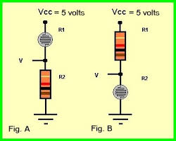 photoresistor circuit diagram the wiring diagram using cds photoresistor photocell tutorial circuit diagram