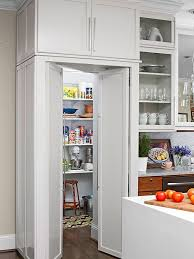 Walk In And Reach In Pantry Ideas. Tall Kitchen CabinetsKitchen ...