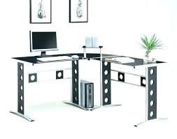 white desk with glass top gold and glass desk white desk with glass top office depot white desk with glass top