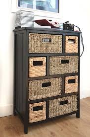 tetbury storage unit large chest of drawers storage baskets fully assembled