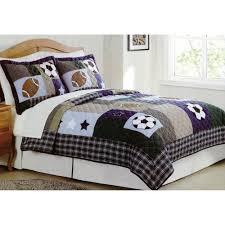 Sports Collage Bedding Quilt Set - Walmart.com &  Adamdwight.com