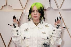 Billie Eilish Paired a Corset With ...