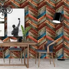 rust l off wallpaper roll brown