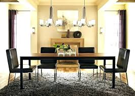 full size of rectangle chandelier over dining table rectangular round size of for room chandeliers modern