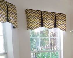 custom window valances. Custom Window Valance EMILEE Hidden Rod Pocket® To Fit 45\ Valances T