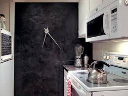 White Kitchen Wall Clocks Kitchen Accessories Minimalits Kitchen Design With White Large