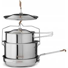 <b>Набор посуды Primus CampFire</b> Cookset S.S. Large - купить в ...