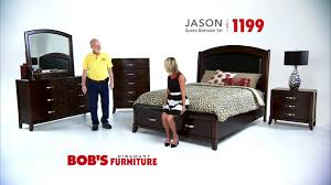 Bedroom Furniture Sets Jason 8 Piece Queen Bedroom Set Bobs Discount Furniture Youtube